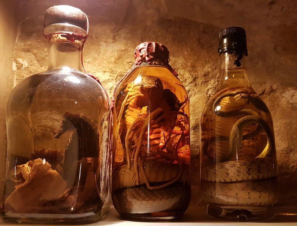 Very special vietnamese alcohol: