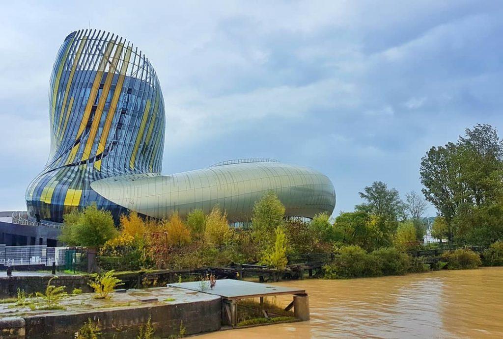 Séjour #œnologique à #bordeaux et au @Château la Prise. Déjeuner au @Halles de Donnezac ***