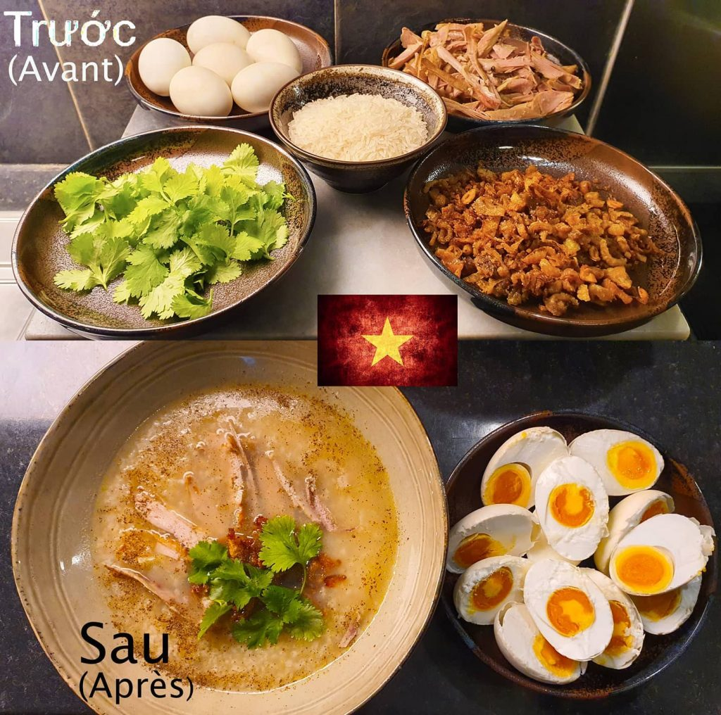 Un plat vietnamien idéal pour l'après jours de fête: